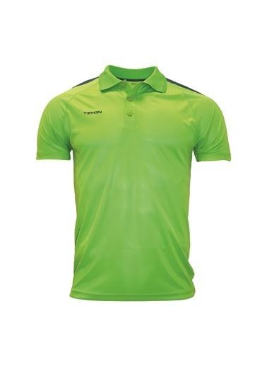 Tryon Tryon Polo T-Shirt Game Yeşil